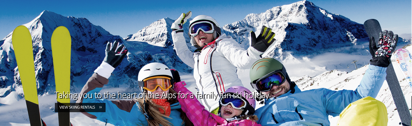 Skiing Holiday Rentals By Owner