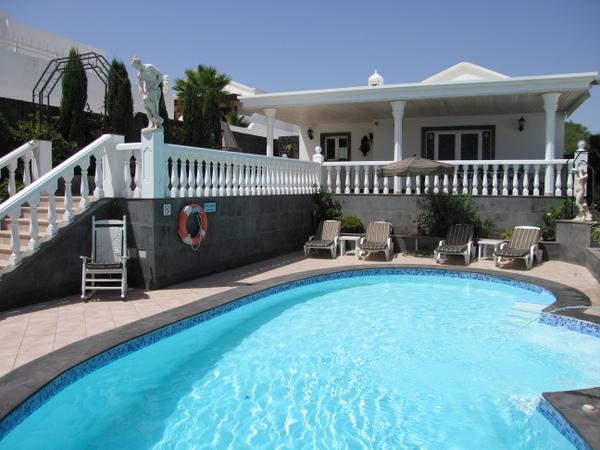 Lanzarote Villa Owners