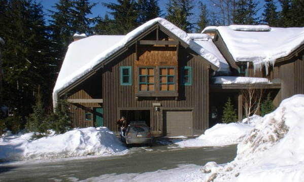 Whistler vacation rentals townhouse by owners Whistler cabin rentals